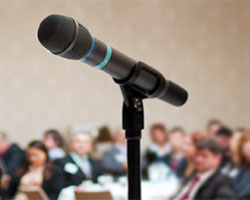 Speaking, Workshops & Seminars