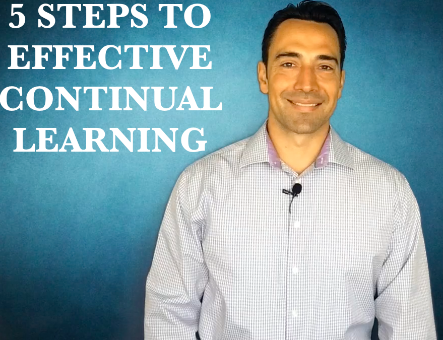 5 Steps To Effective Continual Learning