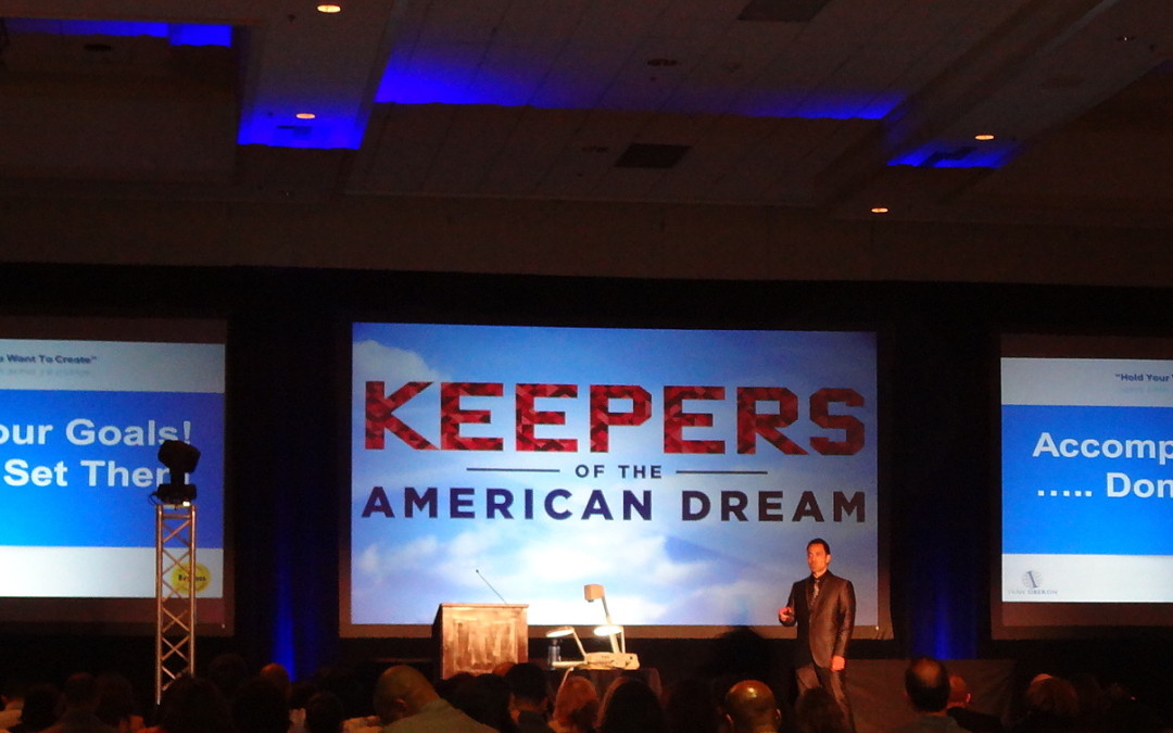 So Excited!  Such a Great Weekend Speaking @ The Transamerica Financial Advisors Wealth Bowl!