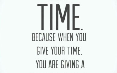 Do You Value Your Time & That Of Others?